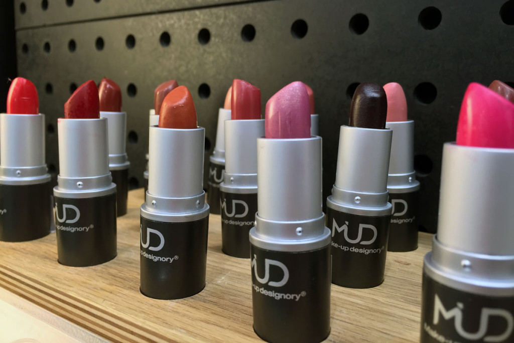 Make-up Designory cosmetics at PENTLJA CONCEPT STORE