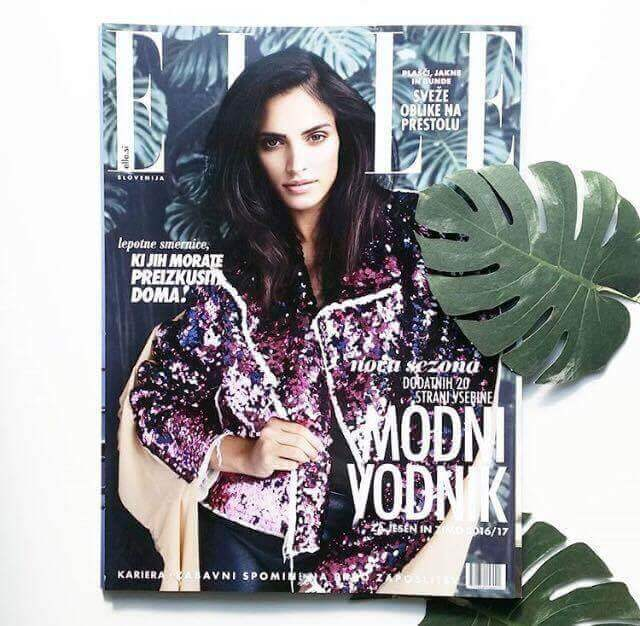 Elle Cover Peter Movrin Pentlja Concept Store