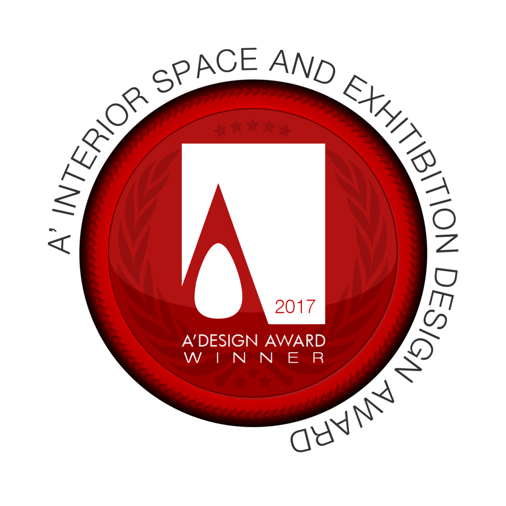 Pentlja-A-Design-Award-Badge